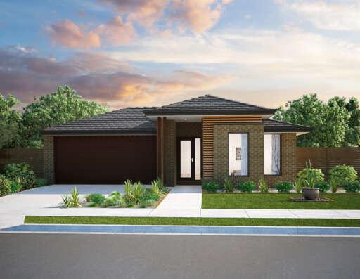 Angle Vale - Lot 158 Plati Road - Burbank Homes - Sinclair 206