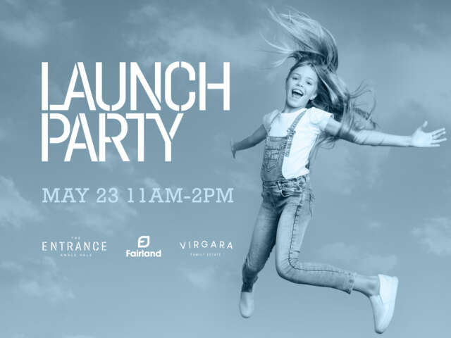 The Entrance Launch Party - May 23