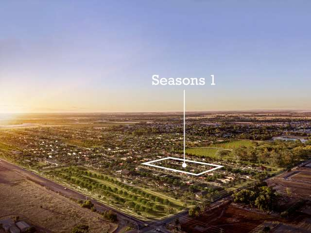 Seasons 1 release now selling