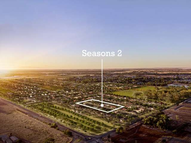 Seasons 2 release now selling